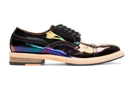 acne-studios-black-iridescent-patent-oil-slick-derbys-1
