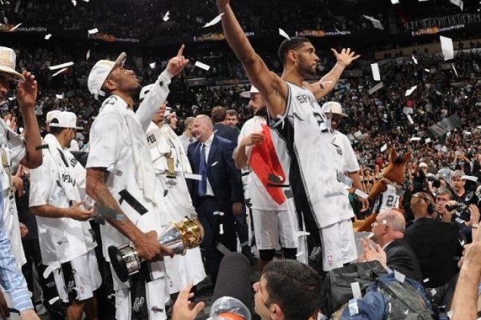 圣安东尼奥马刺 – 2014年NBA总冠军图片