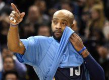 USP NBA: MEMPHIS GRIZZLIES AT TORONTO RAPTORS S BKN CAN ON