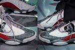 "Air Jordan 13 ""He Got Game"" Customs for Spike Lee"