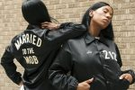 E-commerce shoot for Married to the Mob 2015 Fall line by Sais
