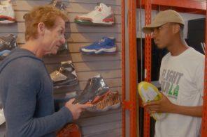連 Curry、KD 都照嘴不誤的 NBA 記者,來到 Flight Club 究竟會看上什麼鞋?