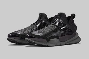 機能性鞋款又一雙!NikeLab X Stone Island Sock Dart 曝光!