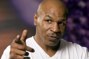 饒舌你也懂?重量拳王 Mike Tyson 寫歌 Diss Soulja Boy 你敢信