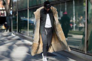 時尚與街頭潮流的揉合,米蘭時裝週場外街拍繼續看!