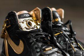 神之客製!就算你拿 fragment design x Air Jordan 1 在它面前也顯得不起眼!