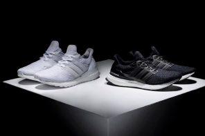 本週勸敗清單 / 過新年穿新鞋,adidas UltraBOOST 3.0 一次帶黑白兩色穿初一初二!