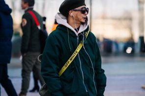 街拍繼續看,看看巴黎街頭潮人把「多層次」穿得這麼帥!