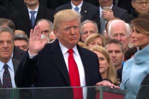 94被婊!《紙牌屋》超刻意選川普就職第一天就「婊」他!
