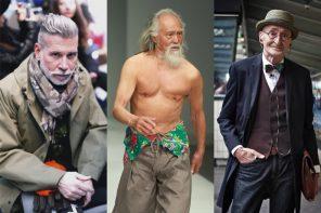 特輯 / 年輕人,玩潮流你不一定是他們的對手!讓這「3」位時尚老頑童證明給你看!