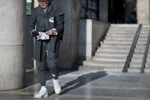 街拍看不膩,巴黎時裝周「街頭混搭」元素大集合!