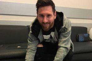 金童貝克漢後的第二位!adidas 將與 Lionel Messi 簽下「終身合約」?