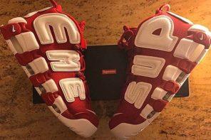 A$AP Bari 再曝光一雙 Supreme 聯名鞋款,比起「土豪金」有更哈這雙嗎?