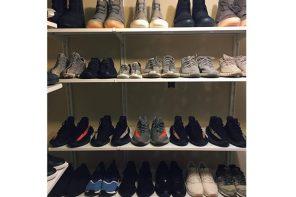 據說這是連 Kanye West 都怕的鞋櫃,來看 adidas 總監的鞋櫃怎麼讓肯爺害怕