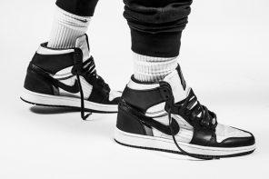 球鞋界的外科醫師又發功,這雙 CDG X Nike Dunk 我還以為是 Jordan 1