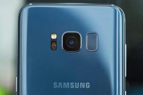 Galaxy S8 冰湖藍新色 豔夏新登場
