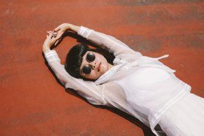 「我站在鏡頭背後,拍自己。」全台灣最懂自拍的奇女子楊芷涵  ft. ASICSTIGER