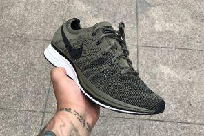 入秋的純色系列!Nike Flyknit Trainer 雙新配色曝光!