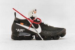 萬眾矚目!Virgil Abloh 與 Nike 打造全新設計專案:The Ten!