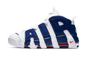 天下第二人!Nike 推出新款 Air More Uptempo 紀念 20 年前那次「驚天一灌」!