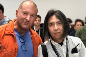 「他是街頭潮流的教父」 Apple 首席設計師 Jony Ive 給予藤原浩高度評價!