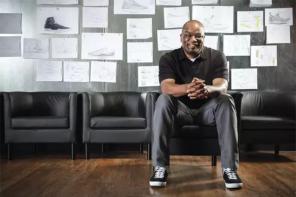 「球鞋設計」究竟是怎麼一回事?不妨聽聽連「籃球之神」都認可的男人和其愛徒娓娓道來…