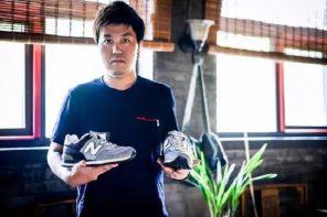 專題 / 日本「球鞋聖地」創意總監:「每天穿不同球鞋出門不是很基本的嗎?」