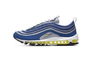 """熱潮還沒結束! Nike Air Max 97 """"Atlantic Blue"""" 超經典款式開賣!"""