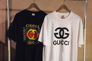 驚爆!GUCCI 和 CHANEL 兩大高端時尚品牌宣布聯名?!