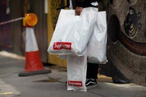 日本人對 Supreme 有多熱愛?本週新品開賣最快「3」秒就賣完了….
