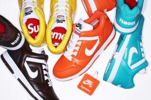 "特輯 / 拜 Supreme 所賜,我們總算掀起 Nike 另一王牌 —— "" AIR FORCE 2 """