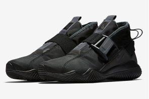 入秋必備全黑球鞋!Nike、Supreme、Jordan 「四雙」黑魂齊發!