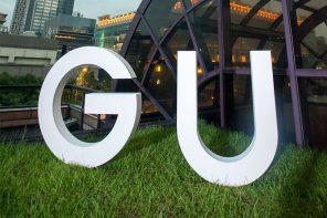 穿上 GU 晉升時尚殿堂!GU 絲絨派對揭開「GU 時裝周」序幕!