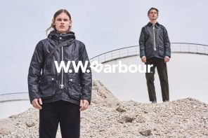 2017 秋冬聯名系列 Barbour X Wood Wood 街頭機能新浪潮