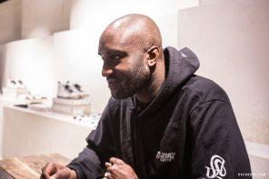 獨家專訪 / Off-White 主理人 Virgil Abloh:我覺得我這輩子都是在跟 Yeezy 聯名