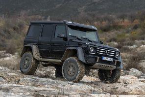 大腳巨獸即將步入歷史 《Mercedes-Benz G 500 4×4²》確定10月底停止接單