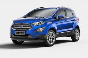 小改款《Ford EcoSport》歐洲生產計畫啟動 2018年初開始交車