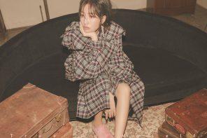 COVER STAR / 手指向天空,莫忘初衷。A-Lin:「雖然哭過、挫折過,但我走過來了。」