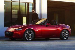 一字頭就可以開跑車裝逼!全球最受歡迎跑車 Mazda MX-5 預售還加了這幾項科技!