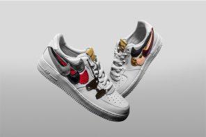 兩位球鞋界的怪醫黑傑克打造媲美 OFF-WHITE 和 CdG 版本的 Air Force 1!