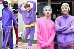 專題 / 為什麼韓國偶像穿運動服就是這麼潮!連 IU 都愛這個超趴運動套裝品牌!