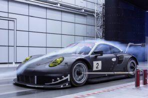 獨家解密!Porsche 公布《911 RSR》賽車的研發過程!