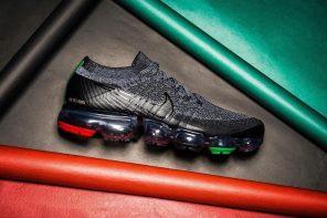 提前曝光!Nike 為明年「黑人歷史月」打造專屬 Air VaporMax 鞋款!