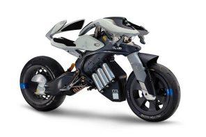 未來機車長這樣?Yamaha 推出結合人工智慧的新車款!