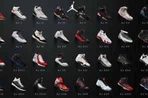 球鞋聖經在此!官方成立的 Air Jordan 球鞋網站還不快來拜讀!