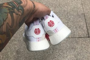 「囍」上眉梢!adidas Originals NMD 中國風「囍」配色細部一覽!