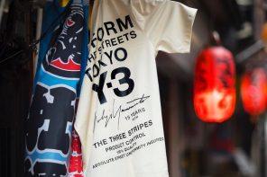 慶祝 15 周年!山本耀司與 adidas 的 Y-3 為東京推出紀念 Tee!