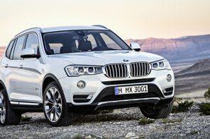《BMW X3》智能領航版大降台幣 30 ~ 32 萬元!