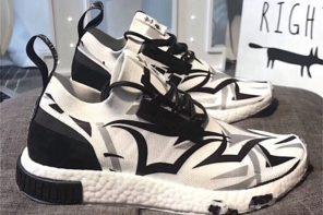 陳冠希的 CLOT 荊棘和 adidas NMD 合作了!細節完整大公開!