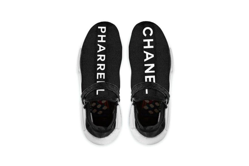 橫空出世!Chanel x 菲董 x adidas Originals 聯名神鞋即將販售?!